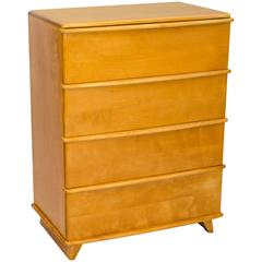 Chest of Drawers Heywood Wakefield Miami Series Highboy - C3912