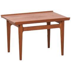 Finn Juhl Side Table Model 535 by France & Son in Denmark