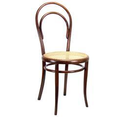 thonet chair gustav siegel circa 1930 for sale at 1stdibs. Black Bedroom Furniture Sets. Home Design Ideas