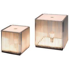 Postmodern Italian Geometric Floor Lamps