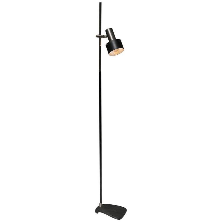 Remarkable Floor Lamp by Giuseppe Ostuni for O-Luce