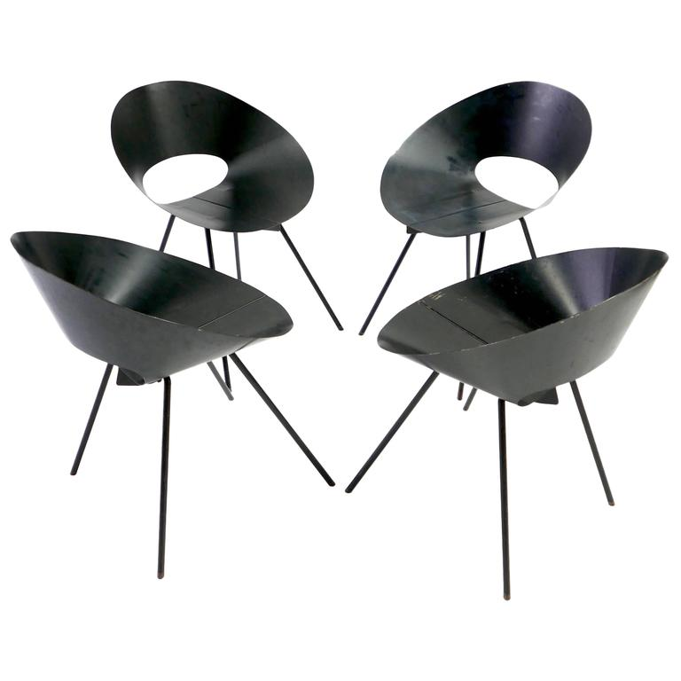 Donald knorr chairs for knoll assosiates at 1stdibs - Knoll inc chairs ...