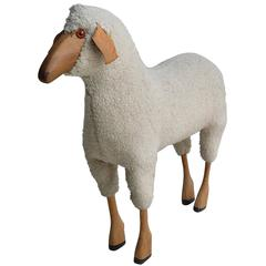 Sculptural Sheep in the Manner of Francois Xavier Lalanne, 1960s