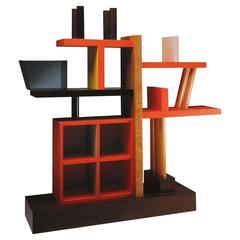 Liana Bookshelf, Sideboard, Console by Ettore Sottsass