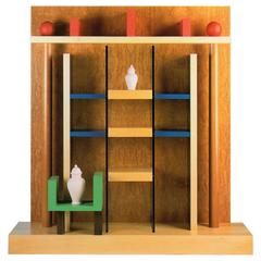 Bookcase, Credenza Naomi by Ettore Sottsass