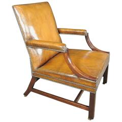 George III Gainsborough Chair
