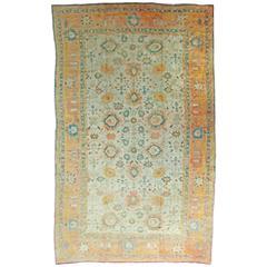 Antique Oushak Carpet, Anatolia