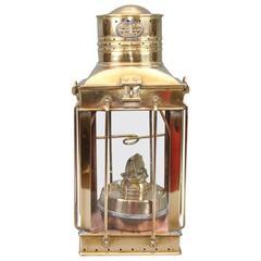 Davey & Company Ship's Lantern