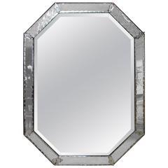 Very Large Venetian Mirror