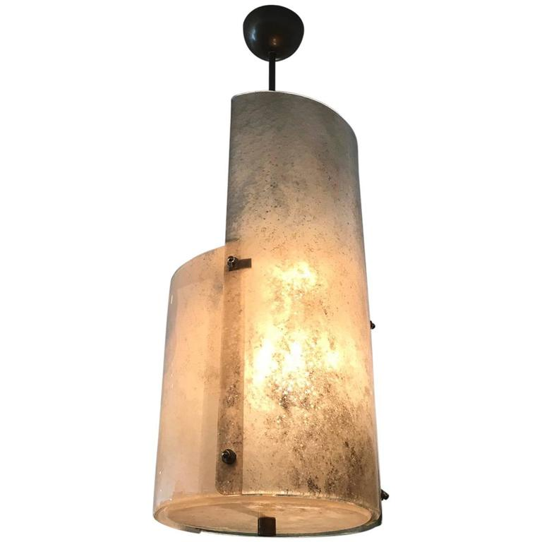 Modern Murano Glass Pendant