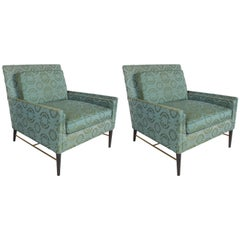 Pair of Paul McCobb for Calvin Lounge Chairs