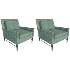 Pair of Paul McObb for Calvin Lounge Chairs