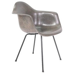 Early Eames Rope Edge Armshell Chair