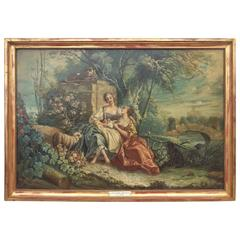 Rococo Style , After Charles-Michel-Ange Challe
