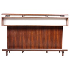 Danish Rosewood Dry Bar, 1960s