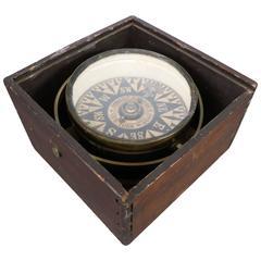 Robert Merill & Sons Ship's Compass