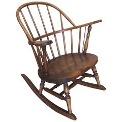 Windsor Childs Rocking Chair by H.P. Atkinson & Sons
