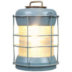 Steel Ship's Lantern