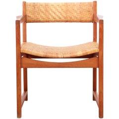 Danish Mid-Century Modern Arm Chair Model 350