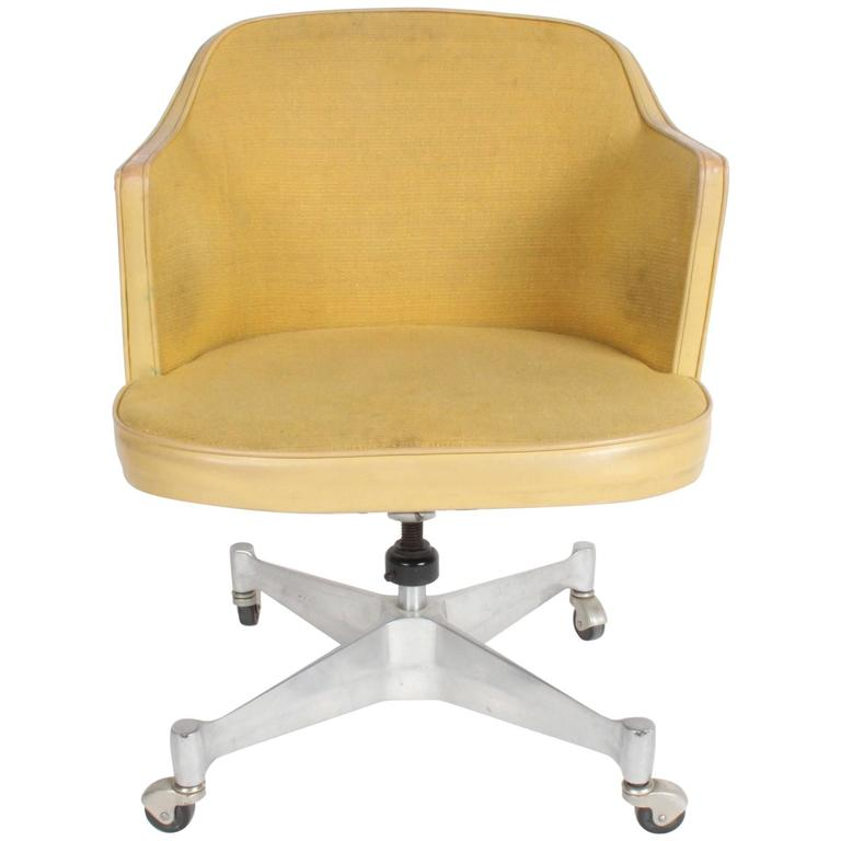 George Nelson for Herman Miller Low Desk Chair For Sale