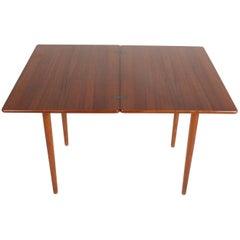 Hans J. Wegner Flip Top Table or Desk, Andreas Tuck, Denmark