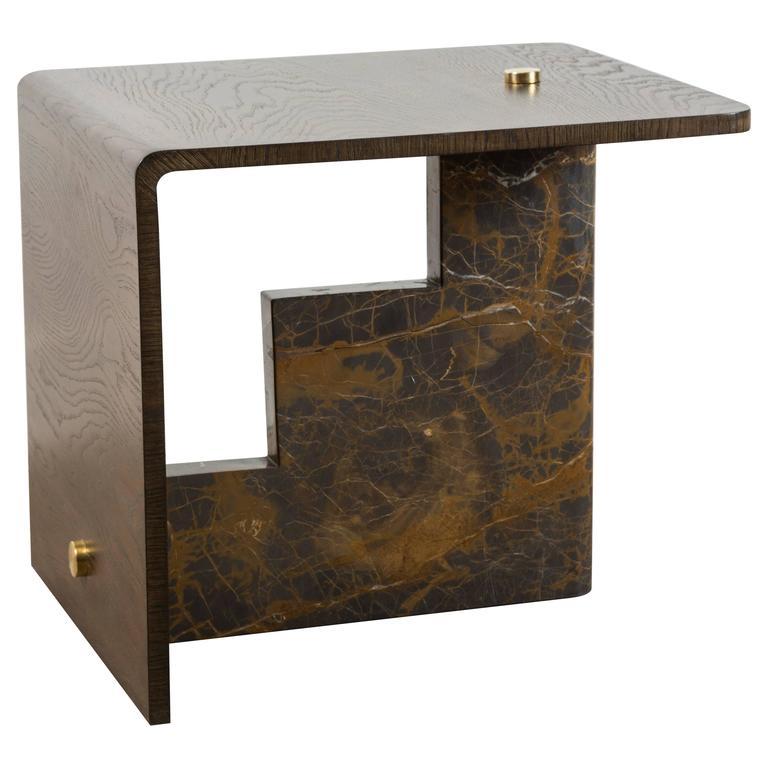 Huxley Side Table by Lawson-Fenning