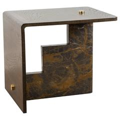 Huxley Side Table by Lawson-Fenning