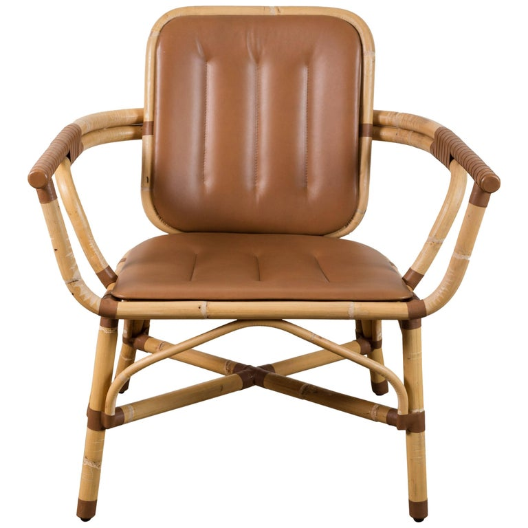 Skin Armchair by Collection Particuliere For Sale