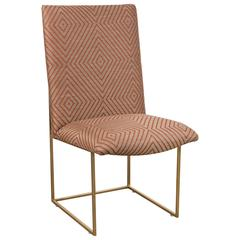 Thin Frame Lounge Chair by Lawson Fenning