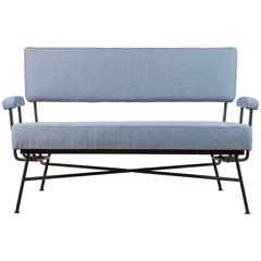 Indoor/Outdoor Montrose Loveseat by Lawson-Fenning