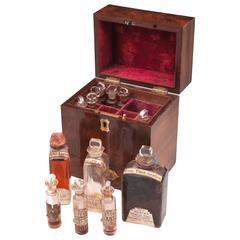 Antique Apothecary Box