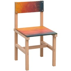Demountable Chair by Fredrik Paulsen, Rainbow Pine Tree