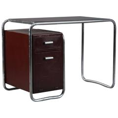 Art Deco Marcel Breuer Bauhaus Desk for Thonet