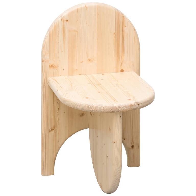 """""""Toilet"""" Chair by Butternutten"""