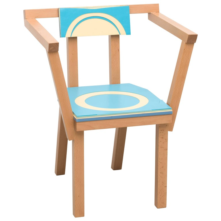 """Takkapplie"" Chair by Clemence Seilles For Sale"