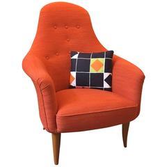 Stora Adam Chair by Kerstin Hörlin-Holmquist, Sweden, 1956-1957