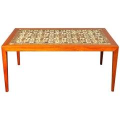Sofa Table Designed by Severin Hansen