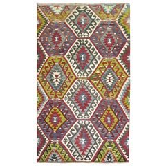 Turkish Kilim Flat-Weave