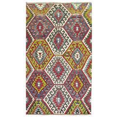 Turkish Kilim Flat-Weave