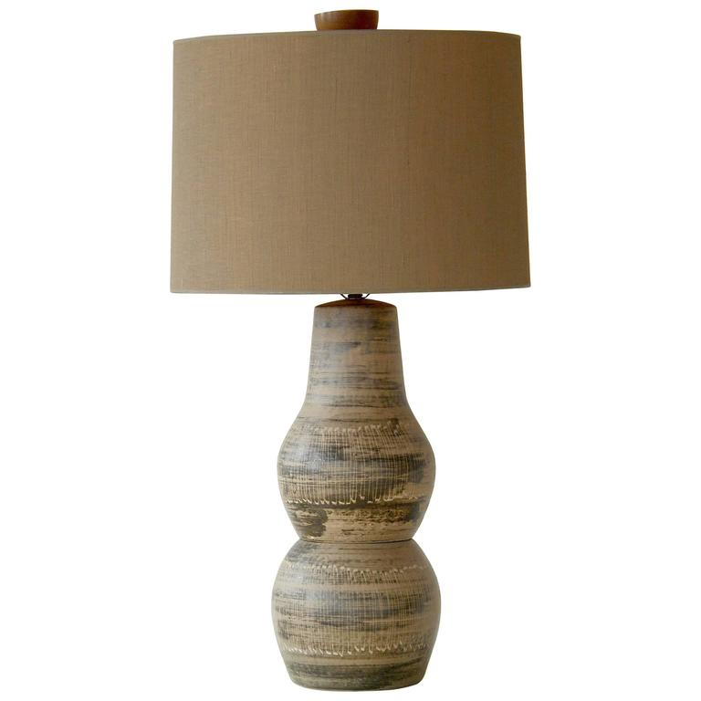Martz Table Lamp For Sale
