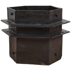 Extra Large Hex Planter by Bari Ziperstein