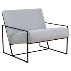 Thin Frame Lounge Chair by Lawson-Fenning