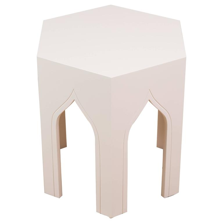 Large Tabouret Table by Lawson-Fenning