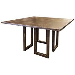 Infinito Quadro Rusty Table