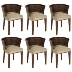 art deco dining room chairs - 246 for sale at 1stdibs