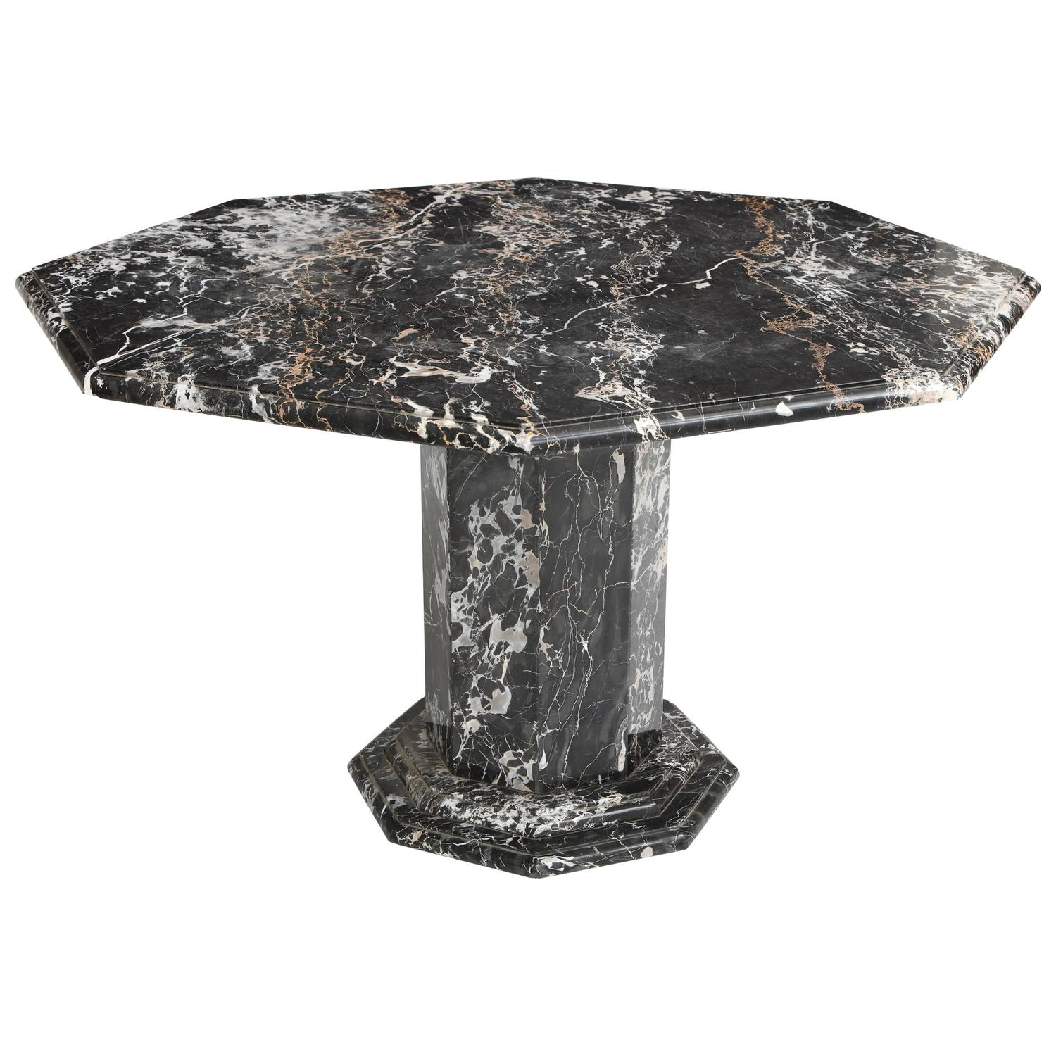Marble Dining Room Tables 287 For Sale at 1stdibs