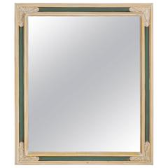Hollywood Regency Style Mirror by La Barge