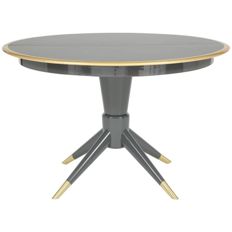 David Rosen for Nordiska Kompaniet Swedish Modern Dining Table 1