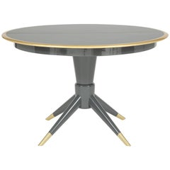 David Rosen for Nordiska Kompaniet Dining Table