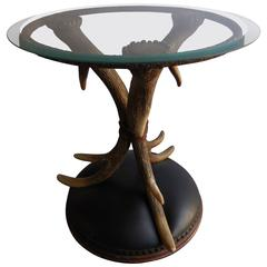 1930s Antler Table